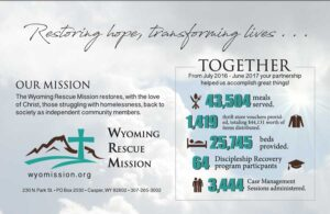 wyoming rescue mission annual report