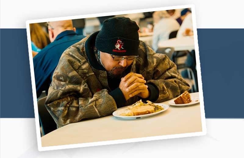donate to homeless shelter