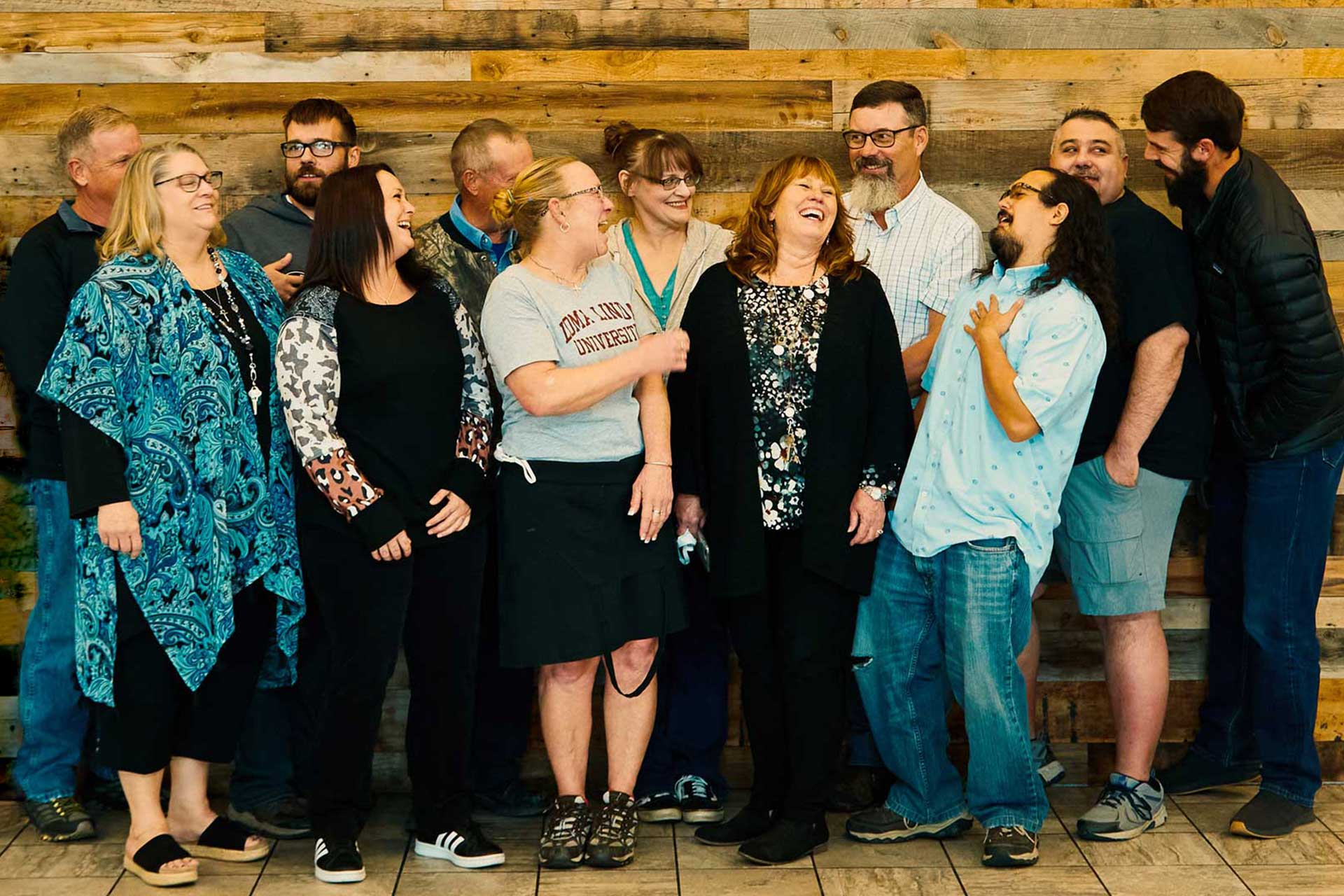 Wyoming Rescue Mission Staff