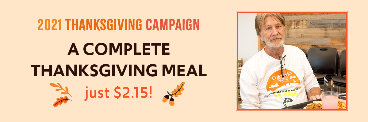 Complete Thanksgiving meal is just $2.15